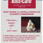 Knit cafè in Biblioteca